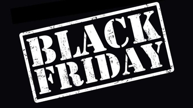 Black Friday 2018 - tilbud på cykeludstyr
