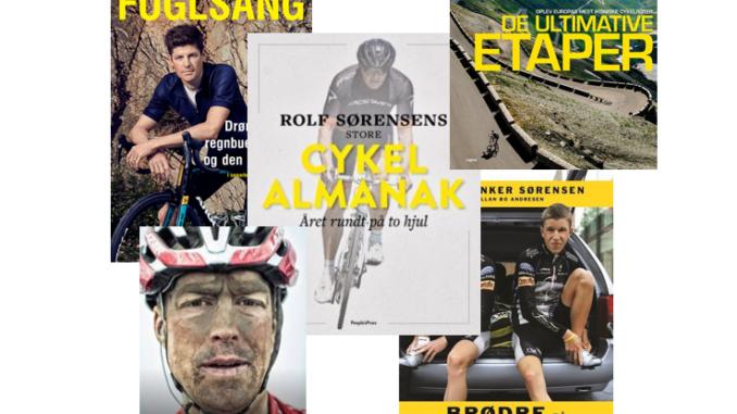 Cykelbøger du bør læse 2018