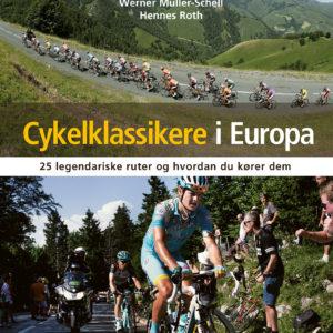 Cykelklassikere i Europa Bog